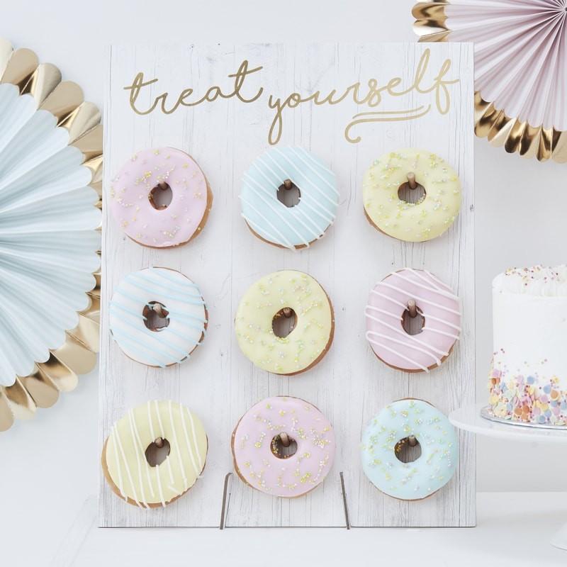 Donut Wall Candy Bar Bild