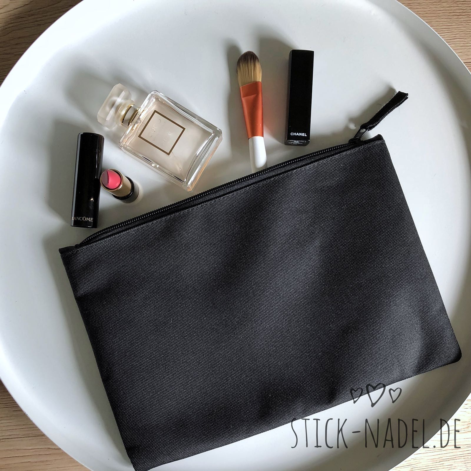 Kosmetiktäschchen - verschiedene Farben