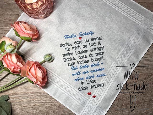 Taschentuch gestreift Bild