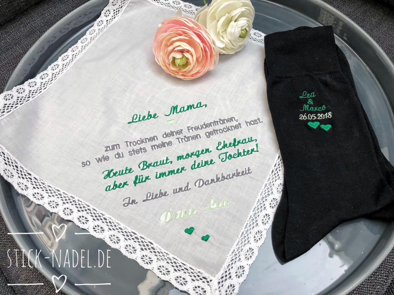"""Taschentuch """"Marry"""""""